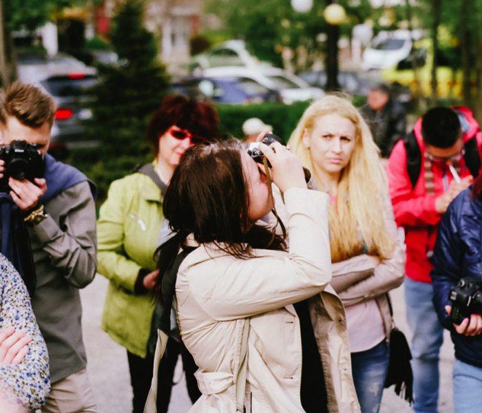 Întâlnirea fotografilor suceveni fotografia pe film