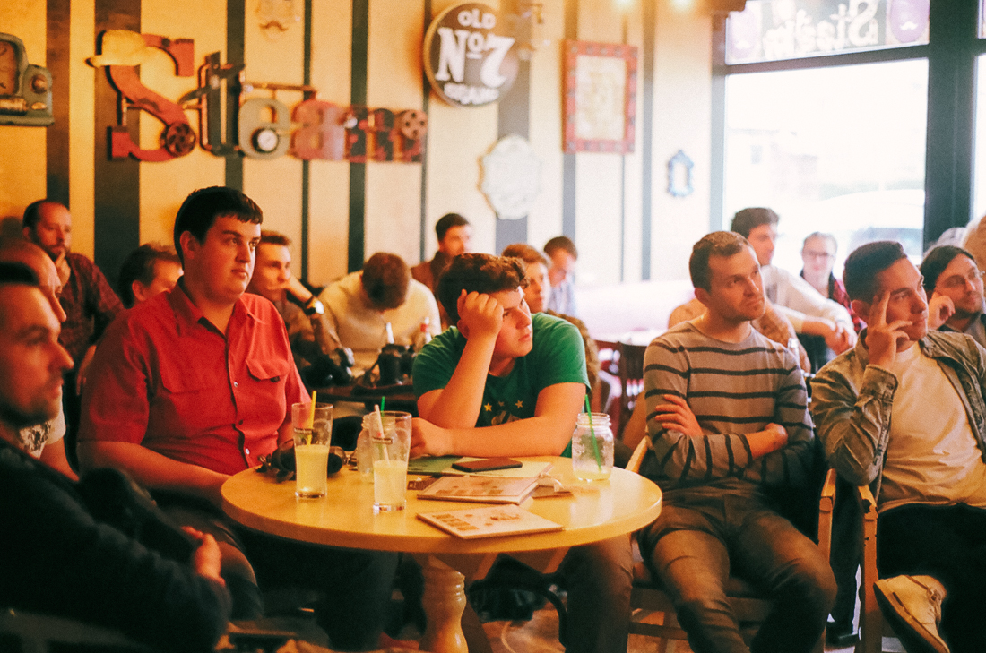 Întâlnirea fotografilor suceveni fotografia pe film - Întâlniri